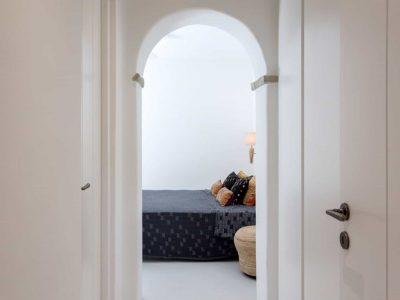 Villa Luna in Tinos, bedroom, by Olive Villa Rentals