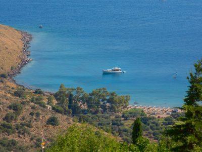 Villa Carmina in Aaegina, sea view, by Olive Villa Rentals