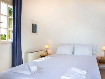 Villa Cerise in Aaegina, bedroom, by Olive Villa Rentals
