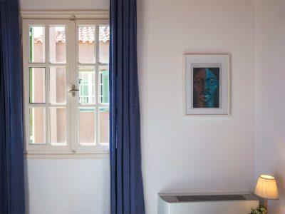 Villa Cerise in Aaegina, living room, by Olive Villa Rentals
