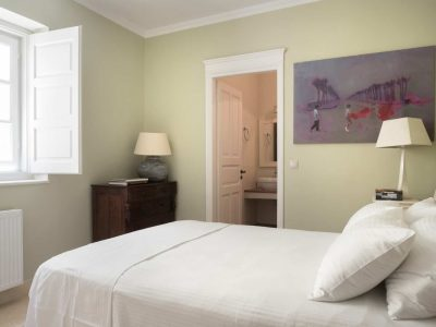 Villa- Arte-Spetses-by-Olive-Villa-Rentals-lower-level-bedroom