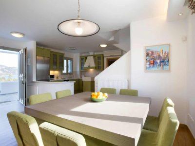 Villa-Celeste-Athens-by-Olive-Villa-Rentals-dining-area