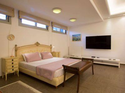 Villa-Celeste-Athens-by-Olive-Villa-Rentals-bathroom-lower-floor