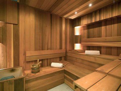 Villa-Celeste-Athens-by-Olive-Villa-Rentals-sauna-lower-floor