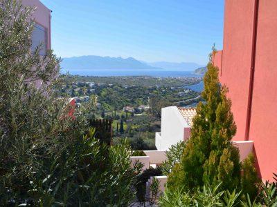 Villa Harmonia in Aegina Greece, sea view 9, by Olive Villa Rentals