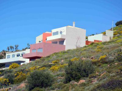 Villa Harmonia in Aegina Greece, house, by Olive Villa Rentals