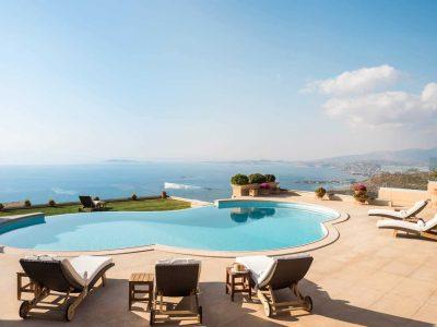 Villas-Olive Villa Rentals-Athens-Villa Primavera-4