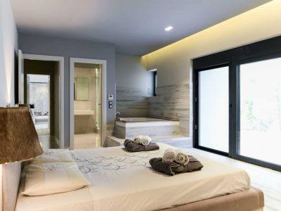 Villas-Olive Villa Rentals-Athens-Villa Sapphire-11