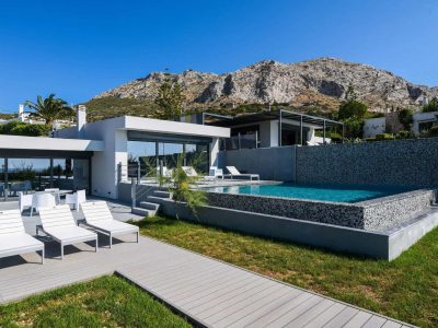 Villas-Olive Villa Rentals-Athens-Villa Sapphire-1a