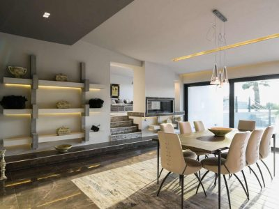 Villas-Olive Villa Rentals-Athens-Villa Sapphire-25