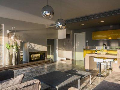 Villas-Olive Villa Rentals-Athens-Villa Sapphire-28