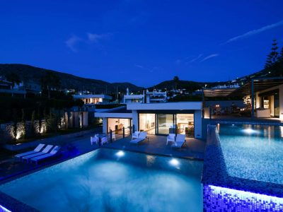 Villas-Olive Villa Rentals-Athens-Villa Sapphire-33