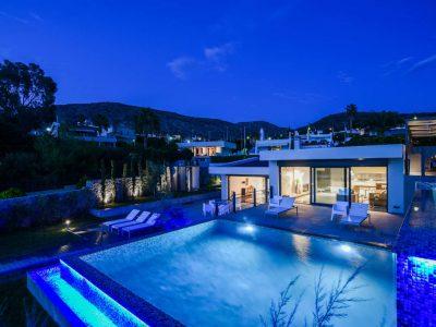 Villas-Olive Villa Rentals-Athens-Villa Sapphire-34