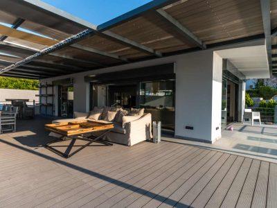 Villas-Olive Villa Rentals-Athens-Villa Sapphire-3a
