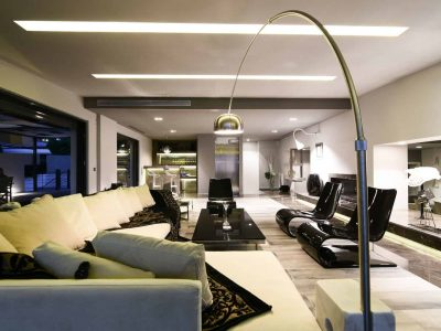 Villas-Olive Villa Rentals-Athens-Villa Sapphire-6