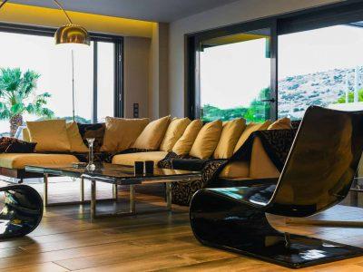 Villas-Olive Villa Rentals-Athens-Villa Sapphire-7