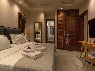 Villa-Helios-Crete-by-Olive-Villa-Rentals-bedroom-details