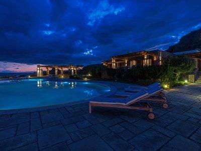 Villa-Helios-Crete-by-Olive-Villa-Rentals-night-outdoor-sunbeds