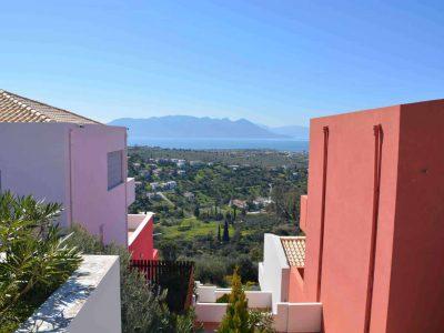 Villa Calypso in Aegina Greece, sea view 8, by Olive Villa Rentals