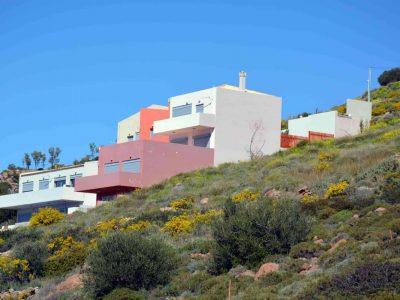 Villa Iris in Aegina Greece, house, by Olive Villa Rentals