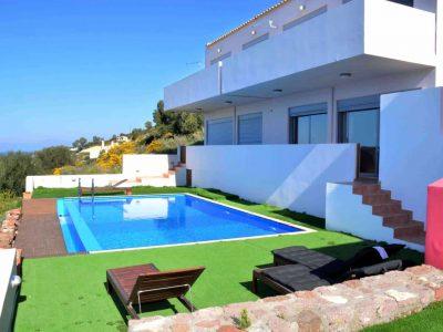 Villa Iris in Aegina Greece, pool 3, by Olive Villa Rentals