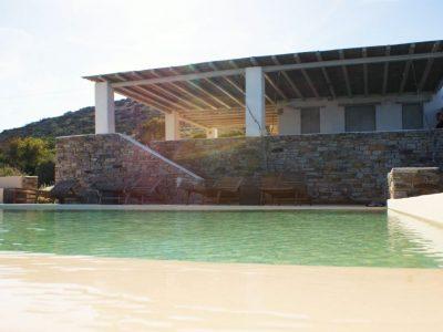 Villa Eurydice in Antiparos Greece, house, by Olive Villa Rentals