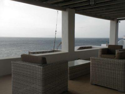Villa Eurydice in Antiparos Greece, sea view 3, by Olive Villa Rentals