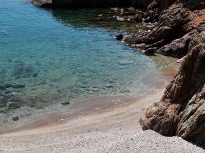 Villa Eurydice in Antiparos Greece, beach 3, by Olive Villa Rentals