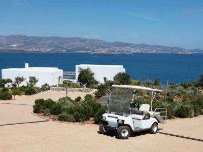 Villa Eurydice in Antiparos Greece, sea view 4, by Olive Villa Rentals