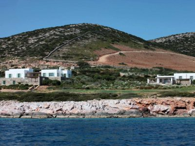 Villa Eurydice in Antiparos Greece, sea view 5, by Olive Villa Rentals