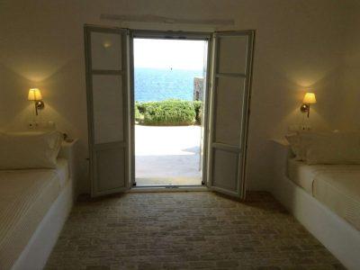 Villa Eurydice in Antiparos Greece, sea view 2, by Olive Villa Rentals