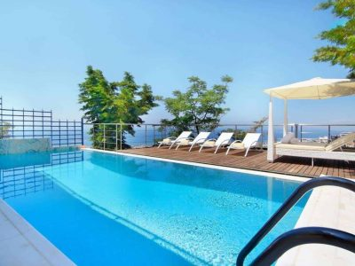 Villa Beverly in Athens Greece, pool 5, by Olive Villa Rentals