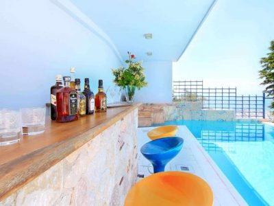 Villa Beverly in Athens Greece, pool 8, by Olive Villa Rentals