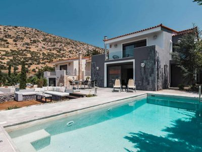 Villa Themis in Athens Greece, house 6, by Olive Villa Rentals