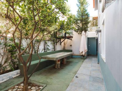 Villa Themis in Athens Greece, outside, by Olive Villa Rentals