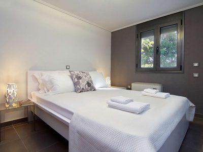 Villa Themis in Athens Greece, bedroom 4, by Olive Villa Rentals