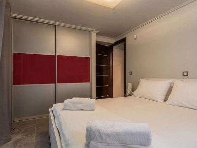 Villa Themis in Athens Greece, bedroom 5, by Olive Villa Rentals