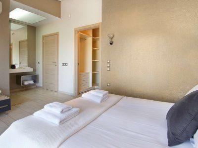 Villa Themis in Athens Greece, bedroom 7, by Olive Villa Rentals