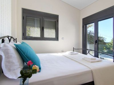 Villa Themis in Athens Greece, bedroom 8, by Olive Villa Rentals