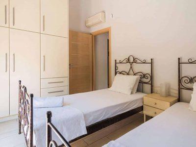 Villa Themis in Athens Greece, bedroom 11, by Olive Villa Rentals