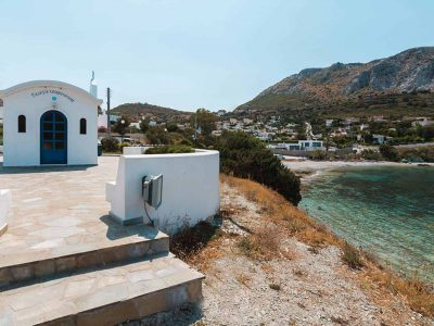 Villa Themis in Athens Greece, church, by Olive Villa Rentals