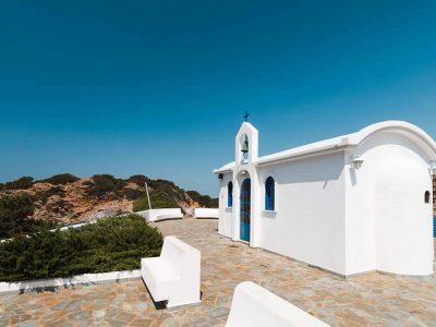 Villa Themis in Athens Greece, church 2, by Olive Villa Rentals