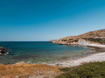 Villa Themis in Athens Greece, beach, by Olive Villa Rentals