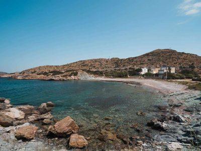 Villa Themis in Athens Greece, beach 2, by Olive Villa Rentals