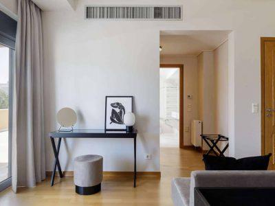 Olive Urban Estate in Athens Greece, bedroom 9, by Olive Villa Rentals