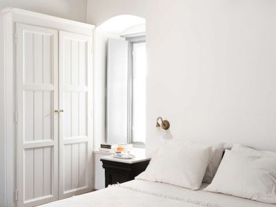 Villa Violet in Hydra Greece, bedroom 3, by Olive Villa Rentals
