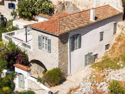 Villa Violet in Hydra Greece, house 3, by Olive Villa Rentals
