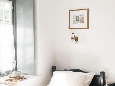Villa Violet in Hydra Greece, bedroom 6, by Olive Villa Rentals