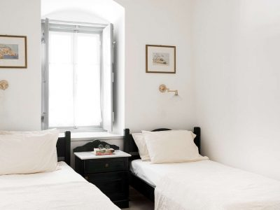 Villa Violet in Hydra Greece, bedroom 7, by Olive Villa Rentals