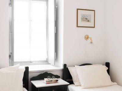 Villa Violet in Hydra Greece, bedroom 8, by Olive Villa Rentals